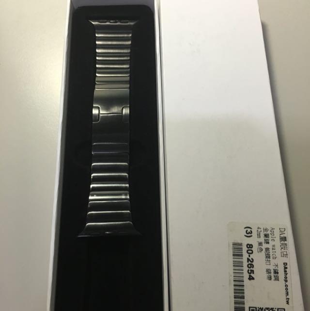 Apple Watch 42mm 不鏽鋼錶帶