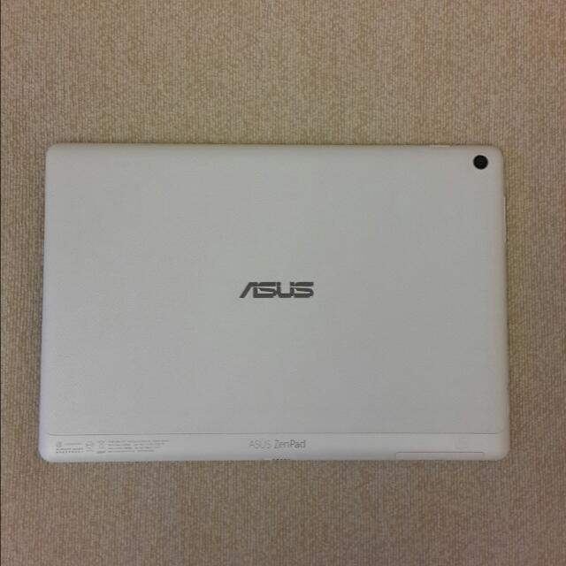 Asus Zenpad 10吋 白色(可插sim卡,非wifi版)
