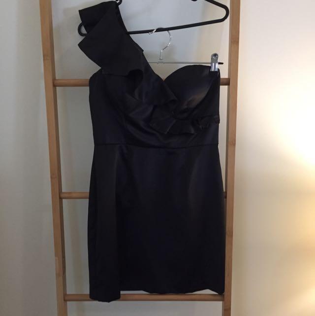 Blue Juice Black Dress