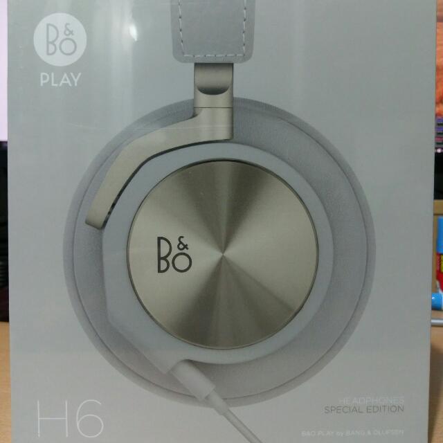 Lækker B&O (Bang & Olufsen) Beoplay H6 (2nd Gen) Premium Over-Ear RL-25