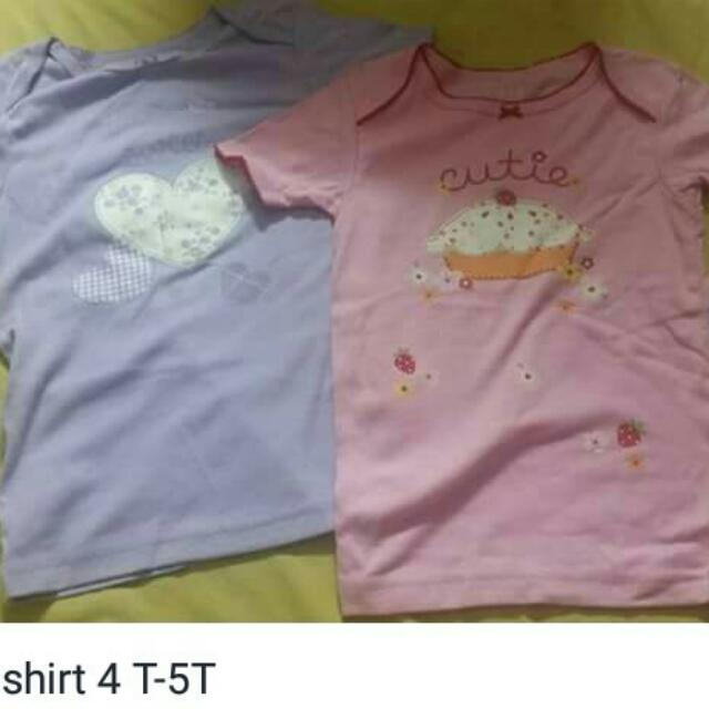 Carter Top For Baby Girl