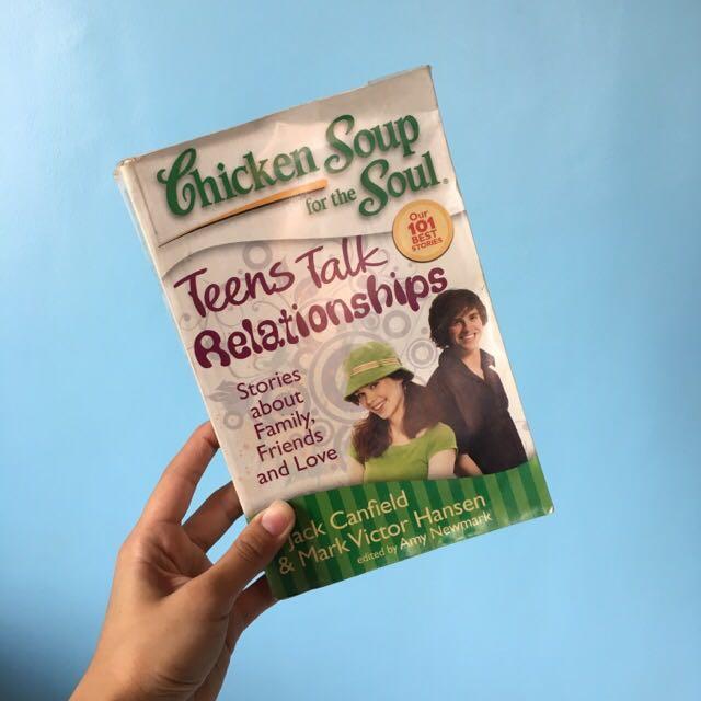 Chicken Soup- Teens Talk