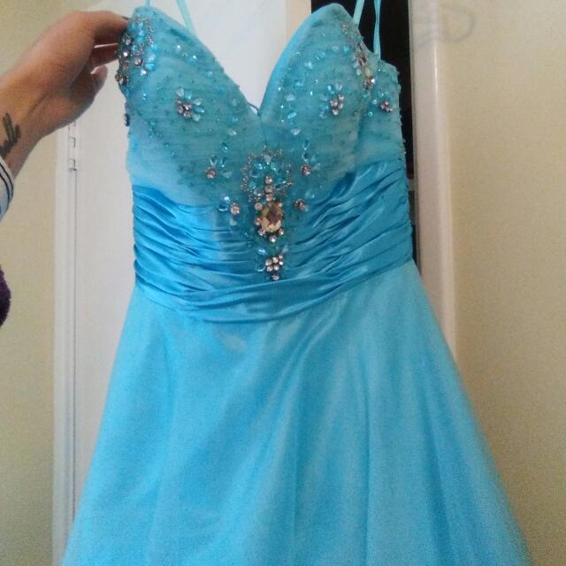 Cinderella Ball Gown 6