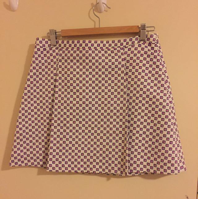 Club Monaco Skirt Size 8us/12au
