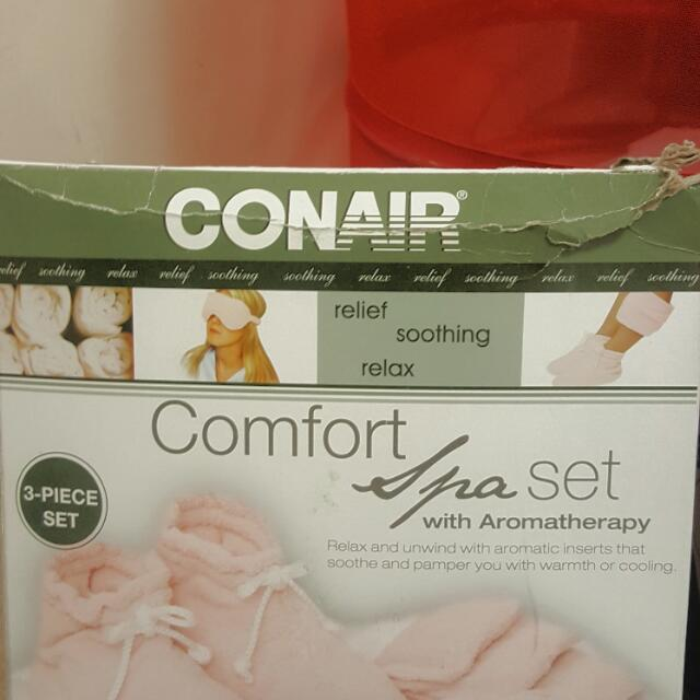 Conair Spa Set