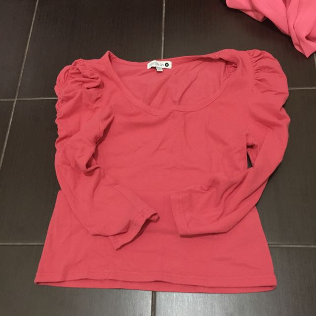 Cotton On Long Sleeves Top