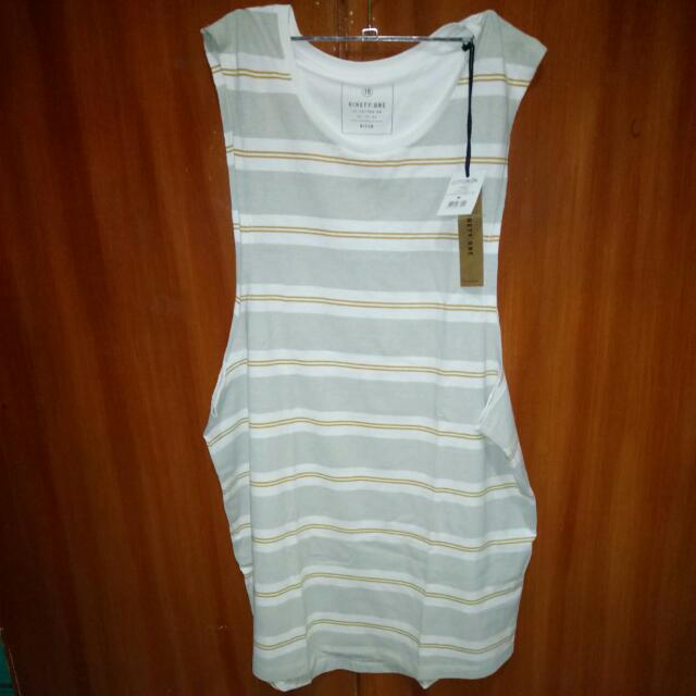 COTTON ON MUSCLE TANK 2