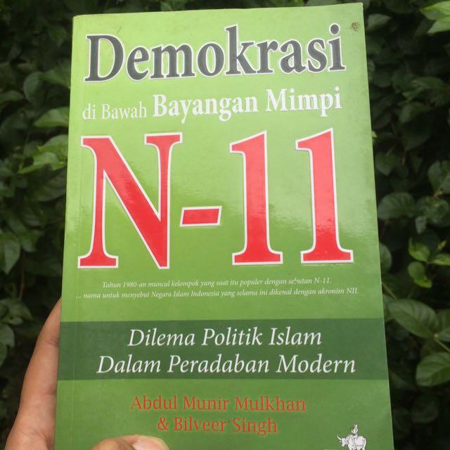 DEMOKRASI DIBAWAH BAYANG N-11