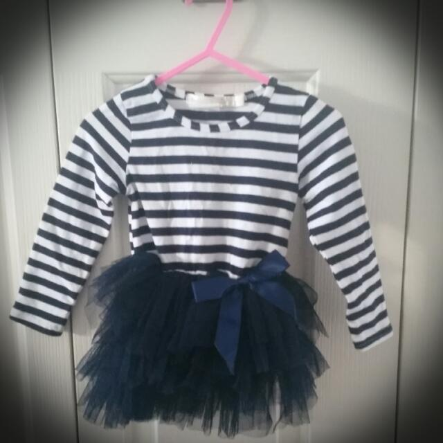 Designer Kidz Size 1 Dress