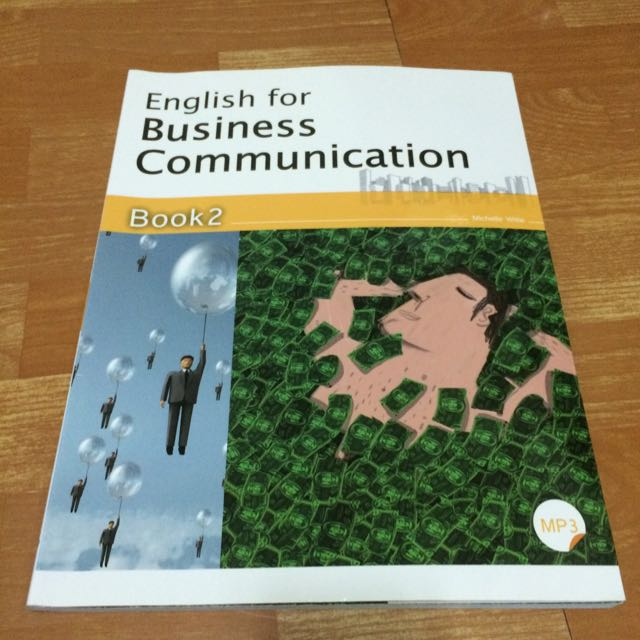 English for Business Communication (Book 2) (菊8K+1MP3)