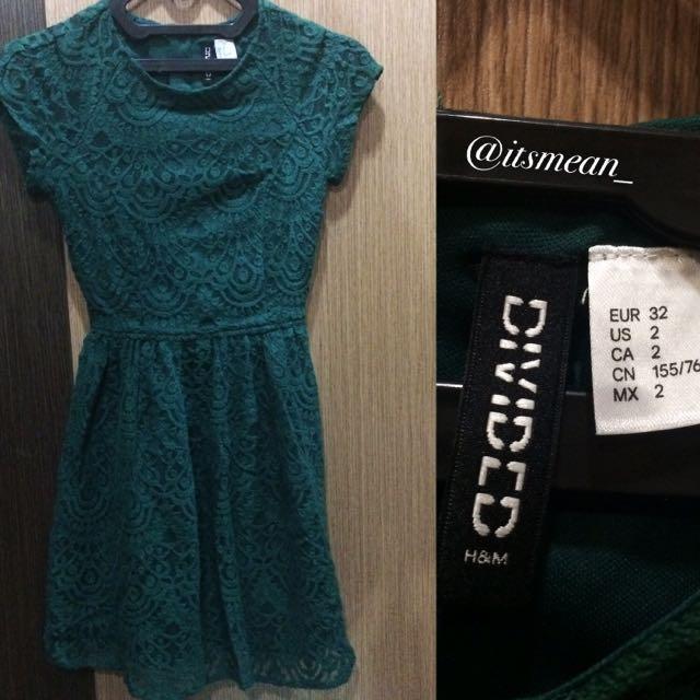 h&m // Dress