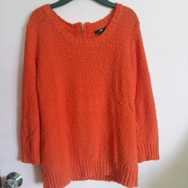 H&M Chunky Knit Sweater