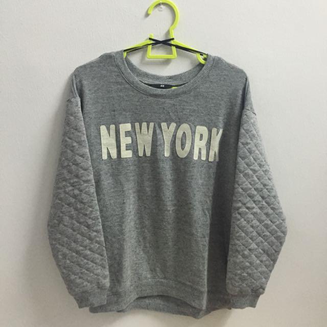 H&M New York Sweatshirt