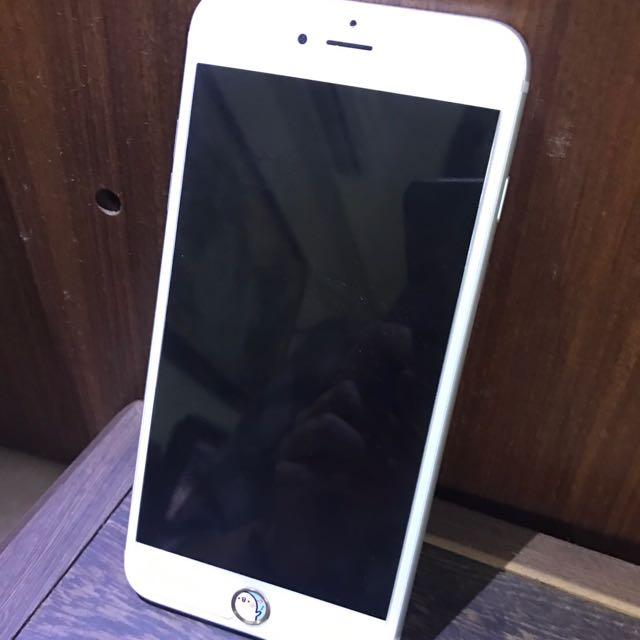 iPhone 6plus 64G 銀