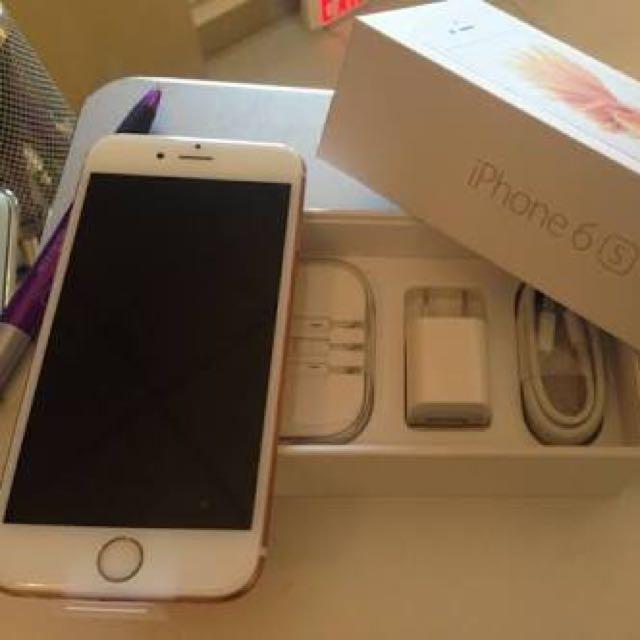 Iphone 6s Gold (16GB)