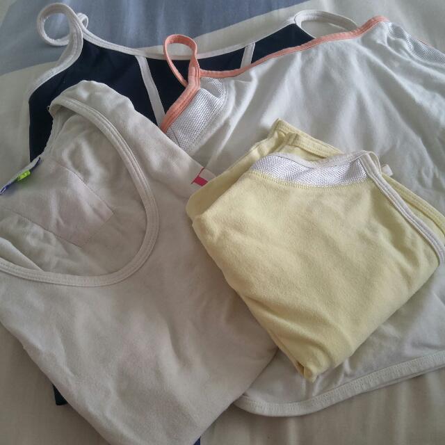 Kaos Olahraga Wanita Elle Ori