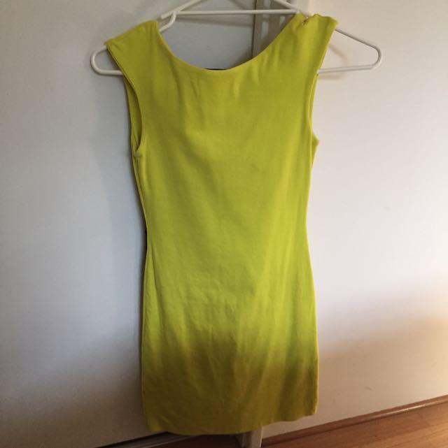 Kookai Citrus Dress Size 1