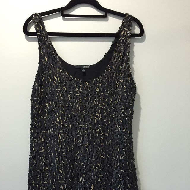 Ladakah Sequin Dress Sz 8