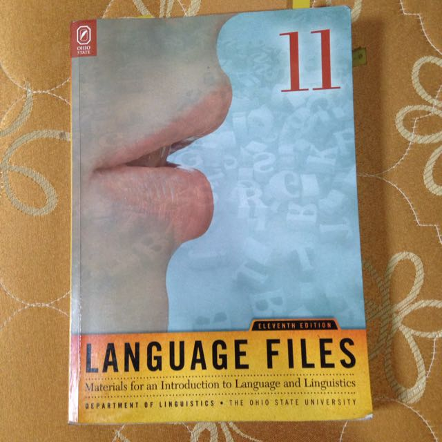 Language Files 11