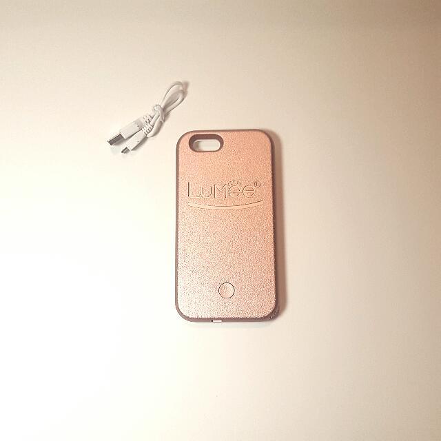 LUMEE IPhone 6s GOLD Rep