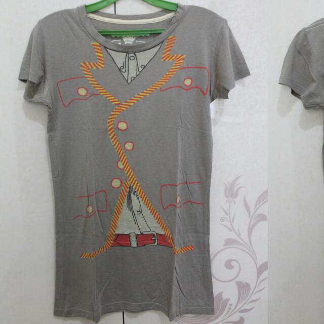 Luna Maya (LM) For Hardware Shirt