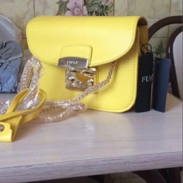 Mini Furla Metropolis Handbag
