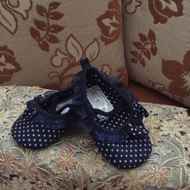 Mothercare Prewalker Shoes For Baby Girl