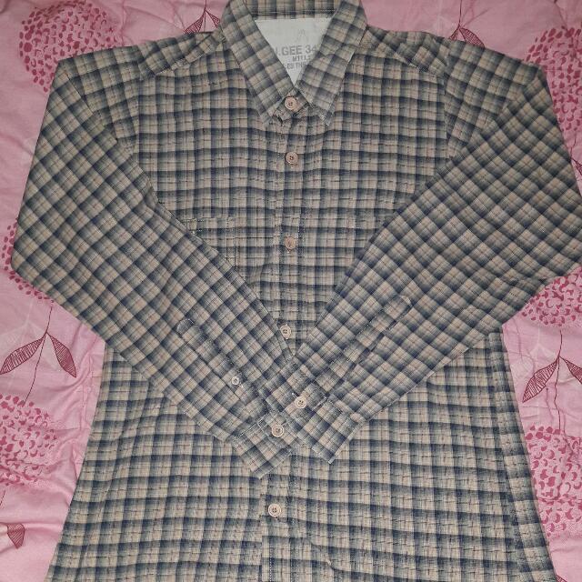 Kemeja Preloved. N.GEE Shirts