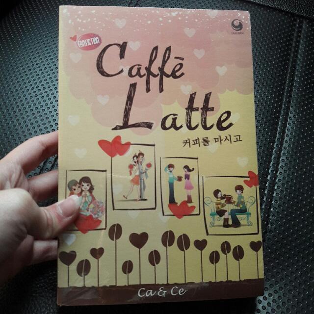 Novel Caffe Latte
