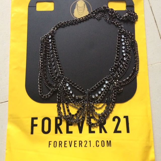 ORI Forever 21 necklace