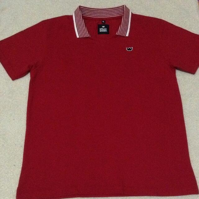 Polo Shirt For Kids/teens