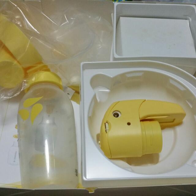 Preloved Medela Mini Electric Single Breast Pump Price Negotiable