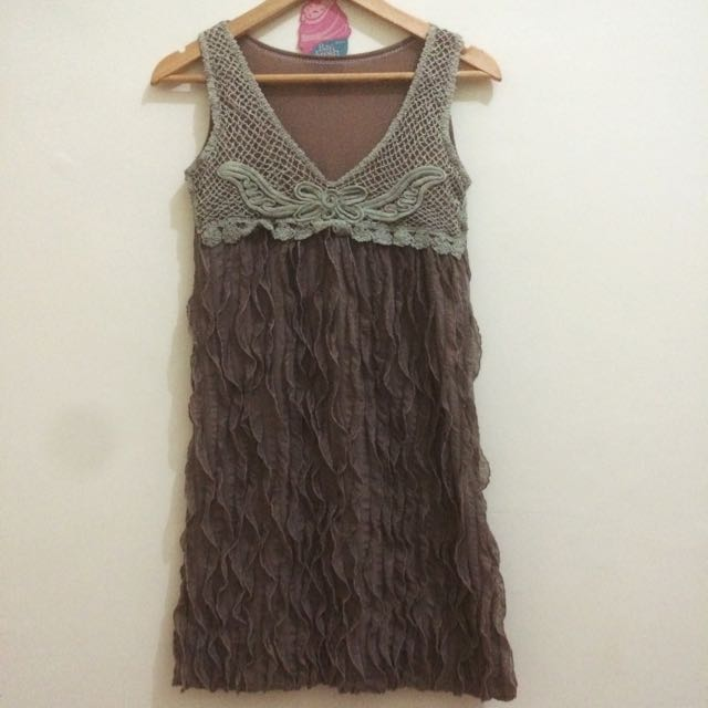 Rimple Dress