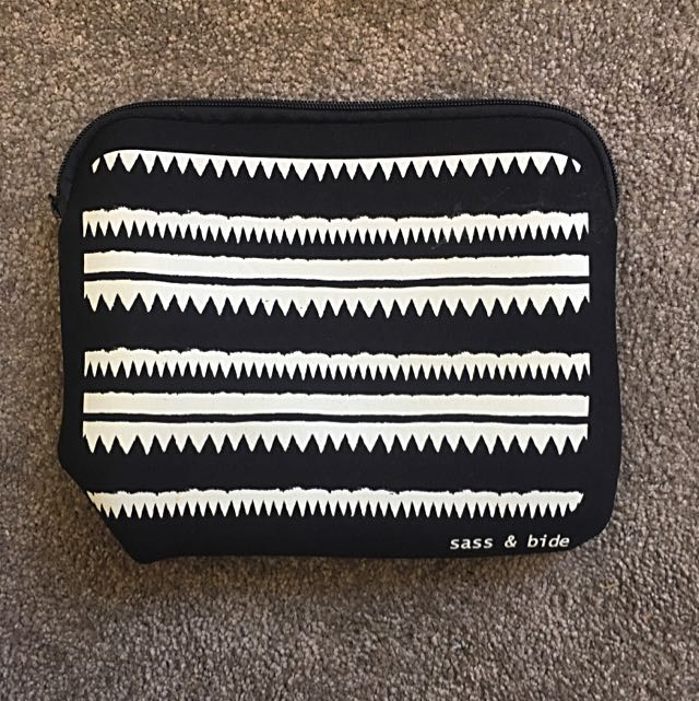 Sass & Bide Large Pouch
