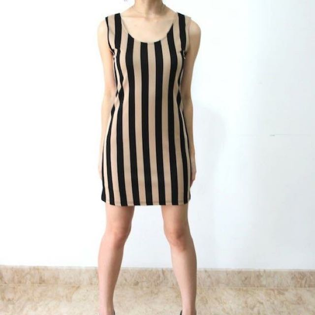Stretchy Dress (available 3 Warna)