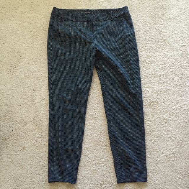 Zara Basic 3/4 Pants