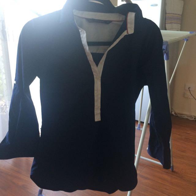 Zara Basic Shirt