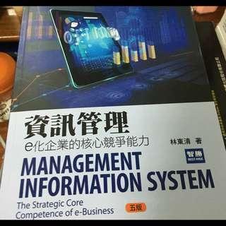 資訊管理林東清