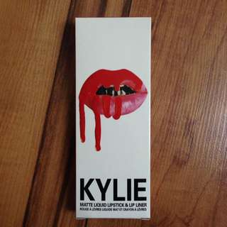 Kylie Lip Kit Authentic