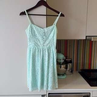 Mint Talula Dress