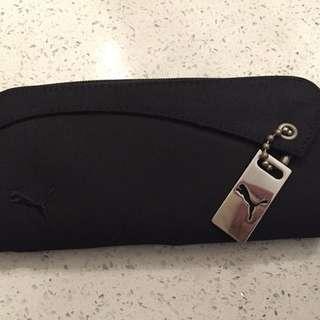 Black Puma Wallet