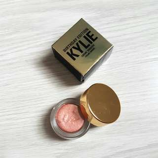 Kylie Jenner Rose Gold And Copper Creme Shadow