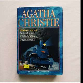 Agatha Christie- Abroad Murderers