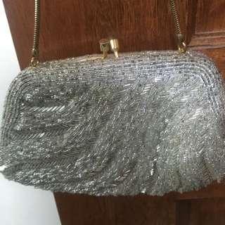 Vintage Sequin Bag