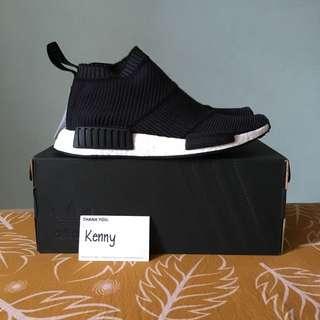 (Clearance) UK7 Adidas Originals NMD City Sock Wool