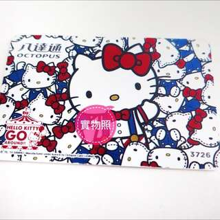 Hello Kitty 40 週年珍藏版八達通 Octopus Card 巿場已絕版 會場限定版