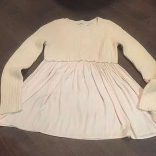 Baby doll Sweater