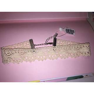 Urban Outfitters Lace Choker
