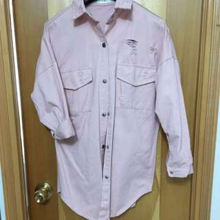 Dirty Pink 外套