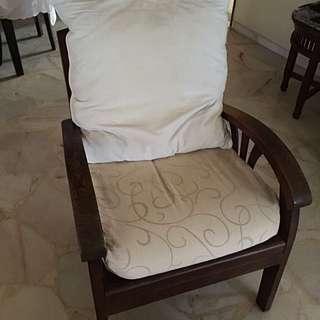 Selling Teakwood Chairs